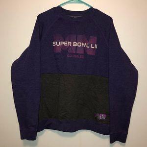 Super Bowl LIII 53 Minnesota Crewneck